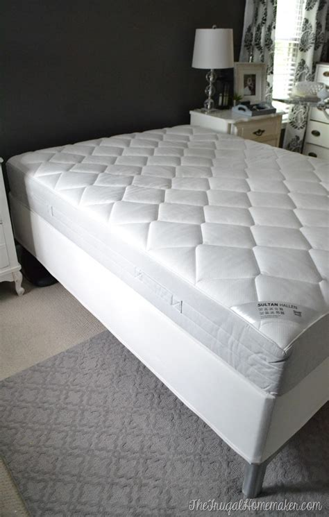 Ikea Sultan Mattress Size My Thoughts On Our Ikea Mattress Sultan Hallen Ikea Mattress