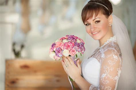 Acconciature Da Sposa Con Frangia Idee Per Il Raccolto