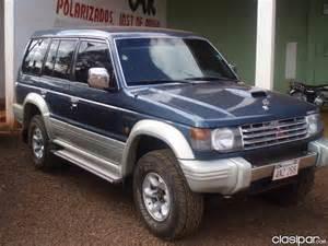 1996 Mitsubishi Montero Sport 1996 Mitsubishi Montero Information And Photos Momentcar