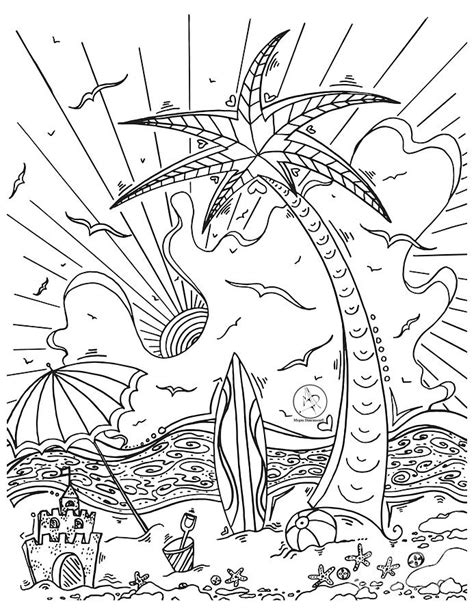 sunset coloring pages sunset coloring page pencil and in color