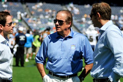 chargers spanos spanos knows his decision not a popular one sports