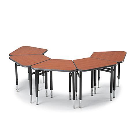 Huddle 8 Desk Ls Classroom Desks Smith System Student Desk Ls