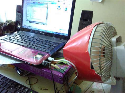 cooling pad kipas laptop rancangan ane cocoklah buat