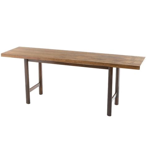flip top sofa table harvey probber flip top rosewood console table at 1stdibs