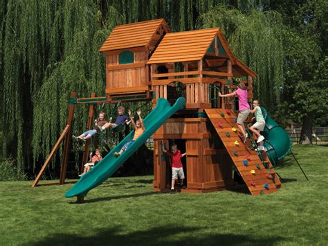 Playground Backyard by Triyae Backyard Playground Accessories Various