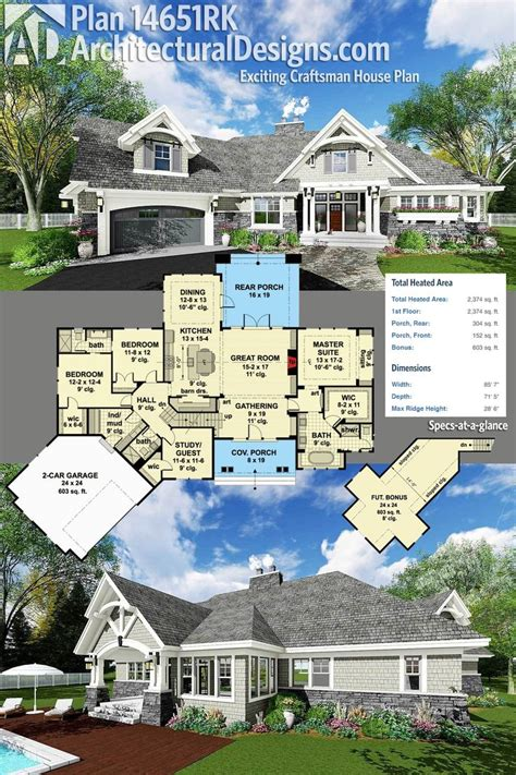 house plans with bonus room above garage who owns
