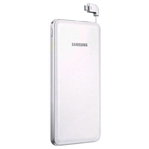 Power Bank Samsung Sm 500 samsung portable micro usb 9 500mah power bank white