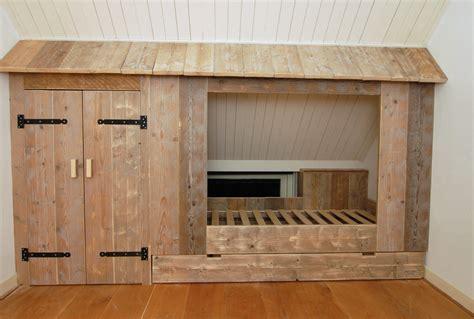 open bed inbouw bedstee avontuur in elke kinderkamer mura mura
