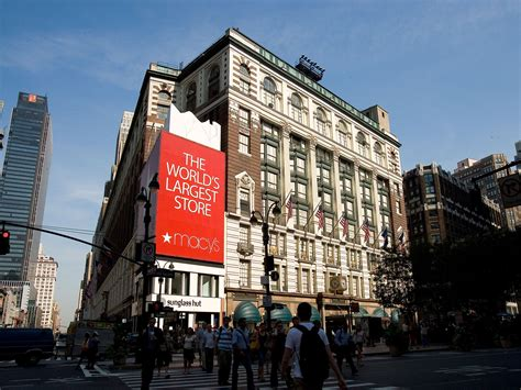 macy s macy s seeks potential buyers for stakes in flagship stores crain s new york business