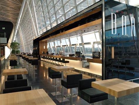 bar center 10 spectacular airport lounges around the globe impress
