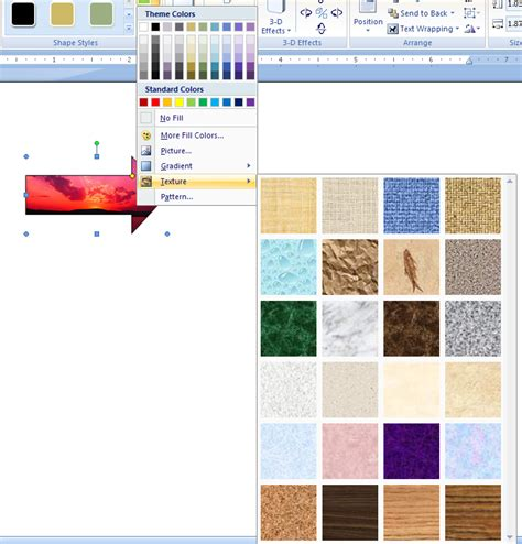 download pattern fill word 2007 image gallery texture fill