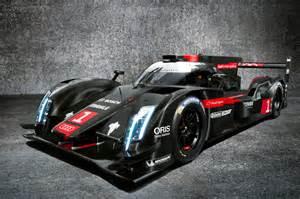 Le Mans Prototype 2014 Audi R18 E Quattro More Efficient Lighter Safer