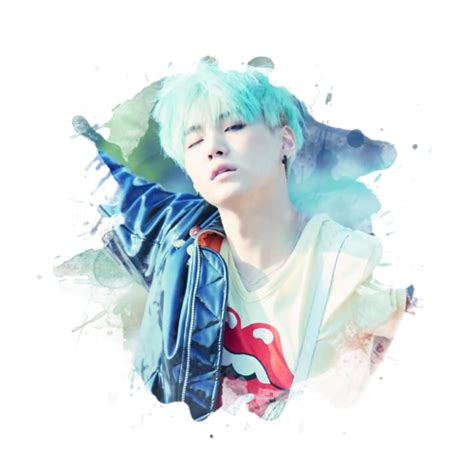 how to fan edits on computer watercolor edit bts suga by pyeonharu on deviantart