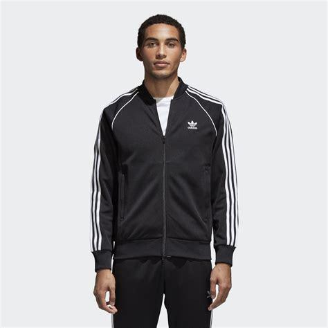 Jaket Adidad 03 Black adidas sst track jacket black adidas asia middle east