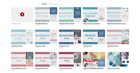 pinterest board layout how to design custom pinterest board covers one easy way