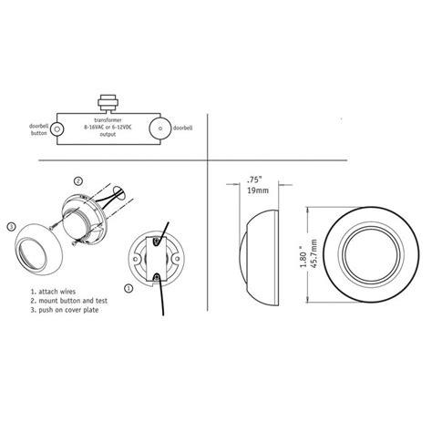 doorbell wiring diagram honeywell doorbell just another