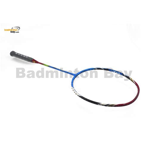 Raket Badminton Apacs Virtuoso 30 Uk apacs virtuoso light blue badminton racket 6u edge