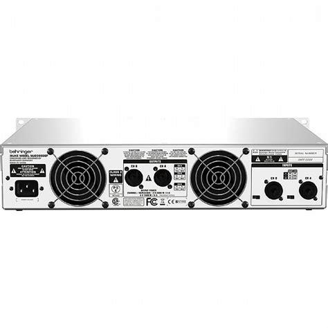Power Lifier Behringer Inuke behringer nu6000dsp inuke power lifier ebay