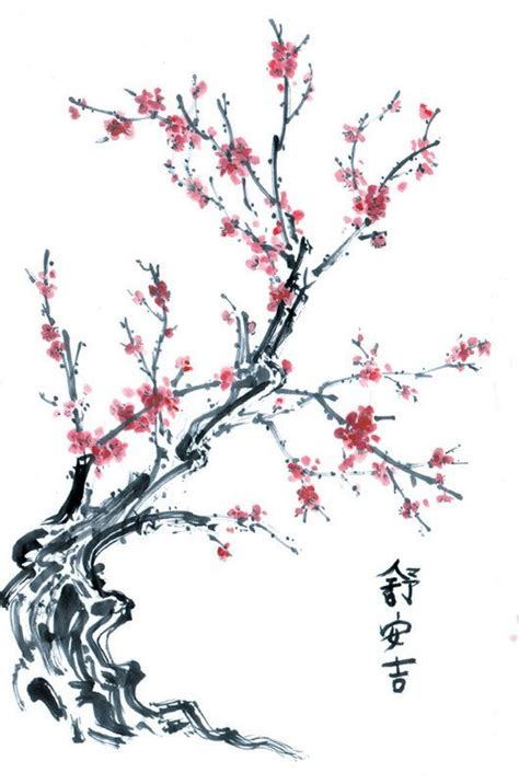 chinese tree tattoo another image idea for the wedding invites arts and