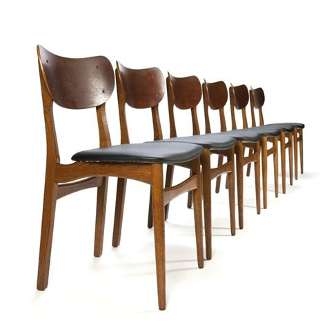six chair dining table six teak dining table chairs vintage design retro