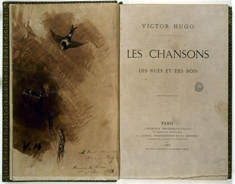 themes principaux de victor hugo les livres maisons de victor hugo paris guernesey