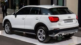 new cars and price 2017 audi q2 new car sales price car news carsguide