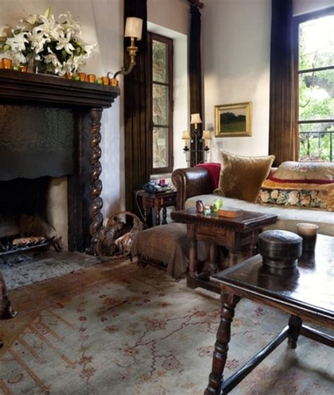 decorating with antiques house in a combination of antique and modern styles digsdigs