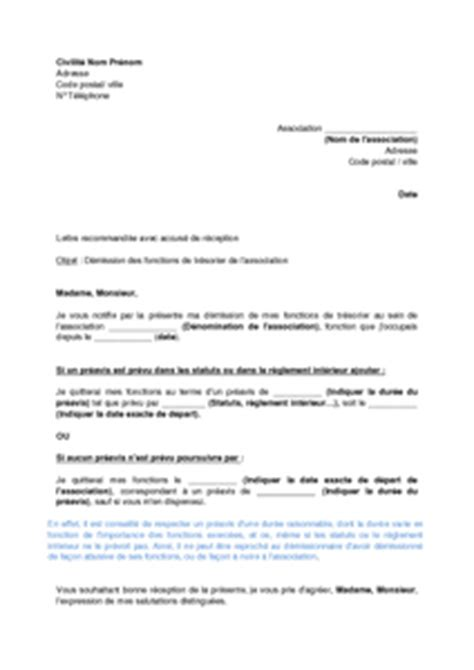Exemple De Lettre De Démission President D Association Exemple De Lettre De Demission D Une Association Loi 1901 Covering Letter Exle