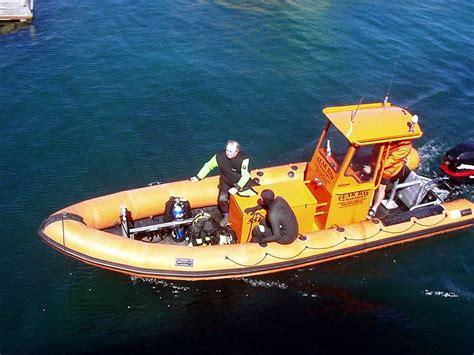 semi rigides pneumatiques et zodiac quelle utilit 233 - Zodiac Dive Boat
