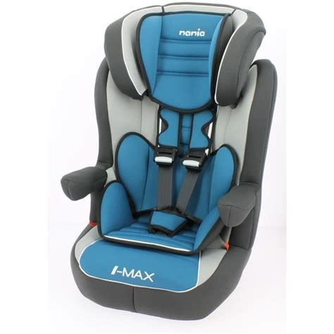 siege auto nania isofix groupe 1 2 3 nania r 233 hausseur luxe i max sp isofix groupe 1 2 3 achat