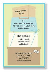 moving announcements etiquette invitations invitations
