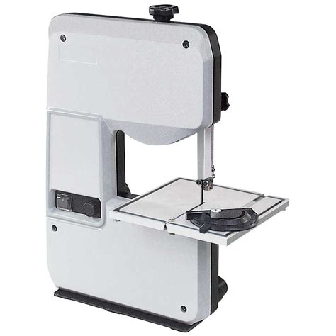 Gergaji Bandsaw Mini Variable Speed Mini Band Saw
