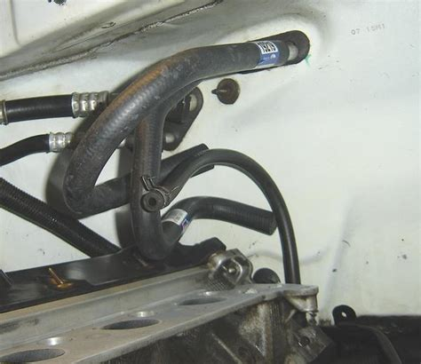 1998 ford f150 heater core diagram 1998 f150 heater core hose replacement f150online forums