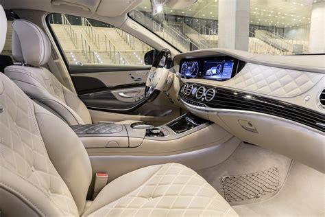 Mercedes S Class Interior by 2018 Mercedes S Class Preview J D Power Cars