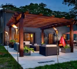 Outdoor Pergola Ideas by Ideas For Garden Pergolas Pictures To Pin On Pinterest
