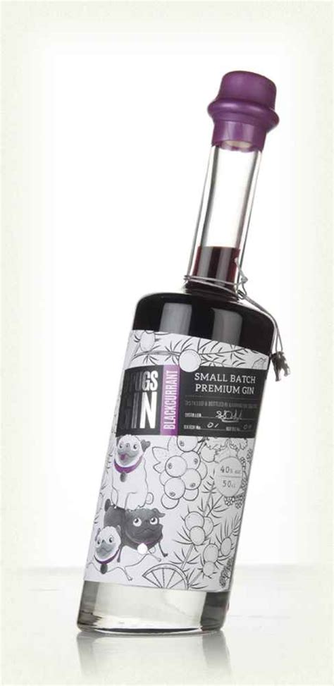pugs malting 3 pugs gin blackcurrant gin master of malt