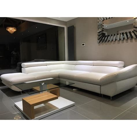 Fabio Modern Corner Sofa Bed Sofas Sena Home Furniture Modern Corner Sofas Uk