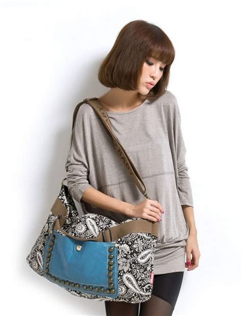 canvas shoulder bags women   shoulder bag yepbag