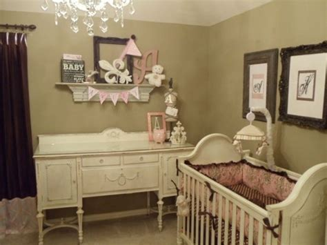 country couture shabby chic girls nursery shabby chic