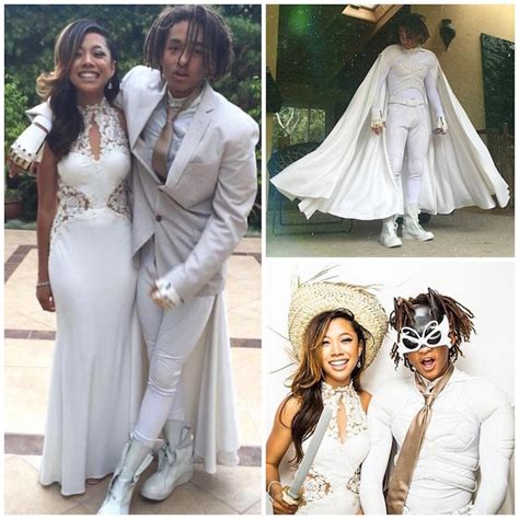 jaden smith prom dress jaden smith dresses for prom in white batman costume with