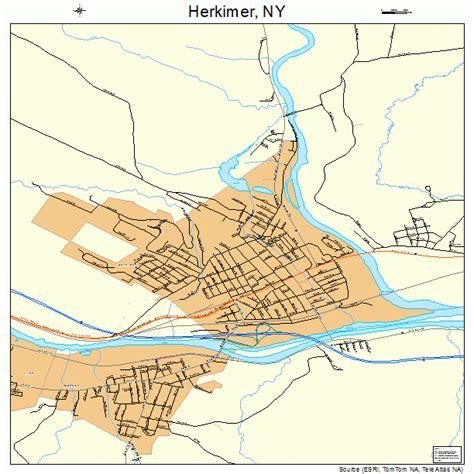 Herkimer Ny herkimer new york map 3634121