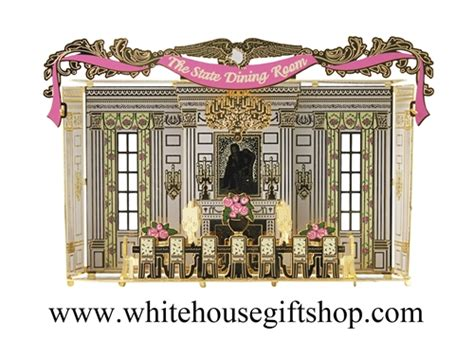 The White House Gift Shop by White House State Dining Room