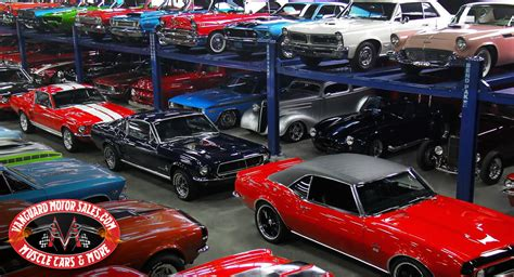 classic cars 4 sale inventory vanguard motor sales