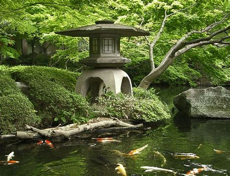 natural inspiration koi pond design ideas for a rich and tranquil home landscape