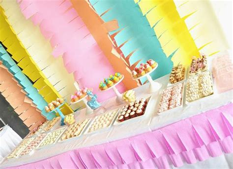 colorful baby cheery and colorful baby themed baby shower the