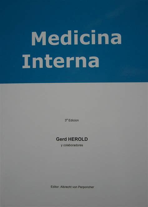 herold medicina interna homepage medicina interna herold