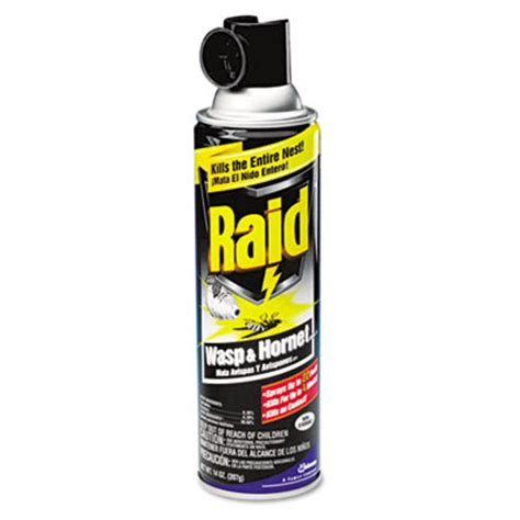 wasp spray mostly failure recommendations