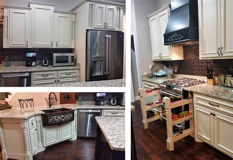 general finishes linen milk paint kitchen cabinets fabulous kitchen makeover in linen and l black milk