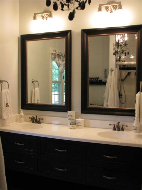 Master Bathroom Mirror Ideas Pinterest The World S Catalog Of Ideas
