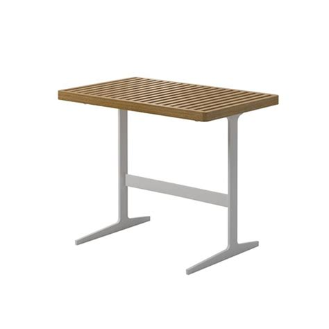 Grid Table by Gloster Grid Side Table